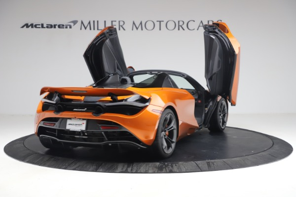 Used 2020 McLaren 720S Spider for sale $335,900 at Bentley Greenwich in Greenwich CT 06830 19