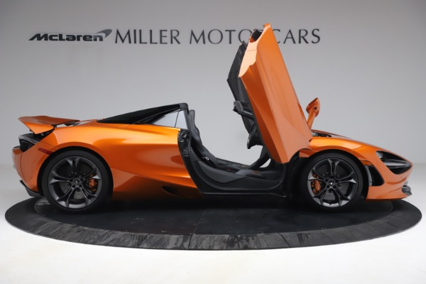 Used 2020 McLaren 720S Spider for sale $335,900 at Bentley Greenwich in Greenwich CT 06830 21
