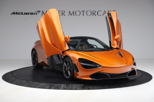 Used 2020 McLaren 720S Spider for sale $335,900 at Bentley Greenwich in Greenwich CT 06830 23