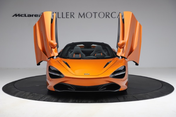 Used 2020 McLaren 720S Spider for sale $335,900 at Bentley Greenwich in Greenwich CT 06830 24