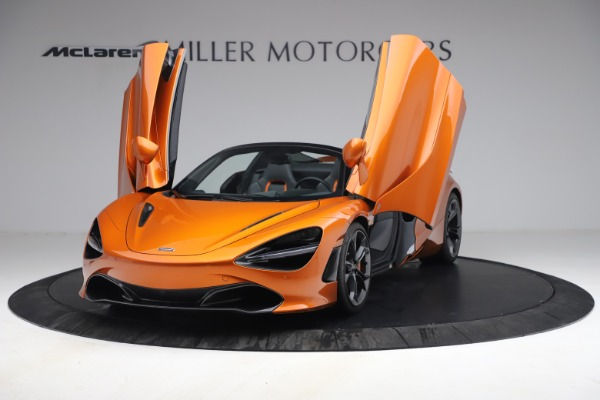 Used 2020 McLaren 720S Spider for sale $335,900 at Bentley Greenwich in Greenwich CT 06830 25
