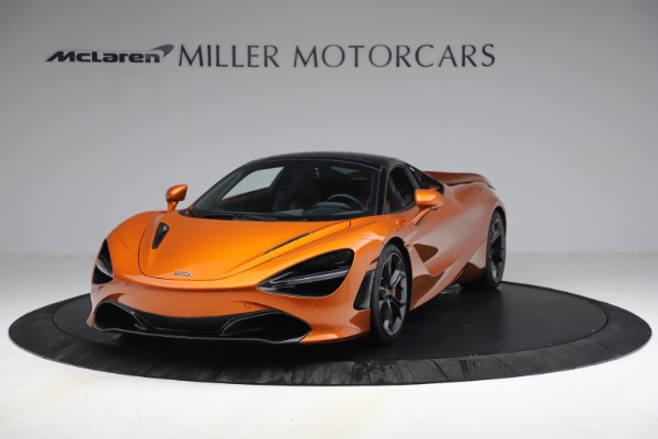 Used 2020 McLaren 720S Spider for sale $335,900 at Bentley Greenwich in Greenwich CT 06830 26