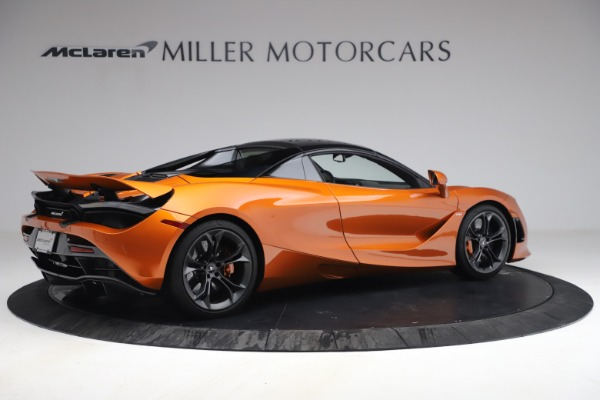 Used 2020 McLaren 720S Spider for sale $335,900 at Bentley Greenwich in Greenwich CT 06830 27