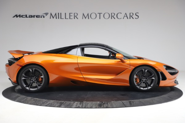 Used 2020 McLaren 720S Spider for sale $335,900 at Bentley Greenwich in Greenwich CT 06830 28
