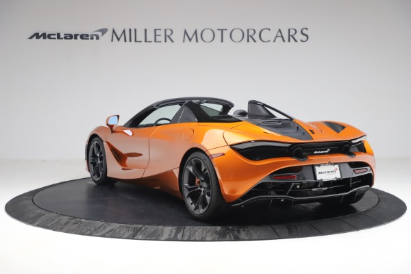 Used 2020 McLaren 720S Spider for sale $335,900 at Bentley Greenwich in Greenwich CT 06830 5