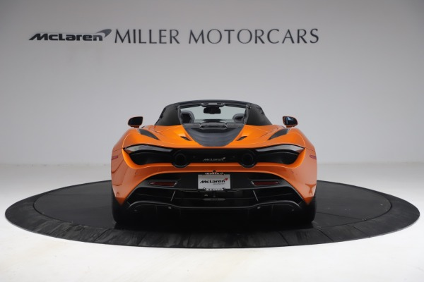 Used 2020 McLaren 720S Spider for sale $335,900 at Bentley Greenwich in Greenwich CT 06830 6