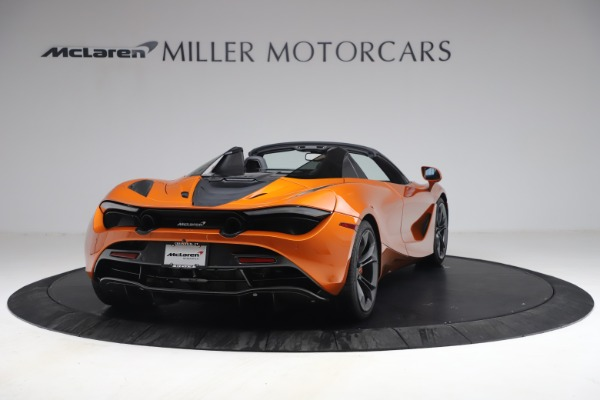 Used 2020 McLaren 720S Spider for sale $335,900 at Bentley Greenwich in Greenwich CT 06830 7