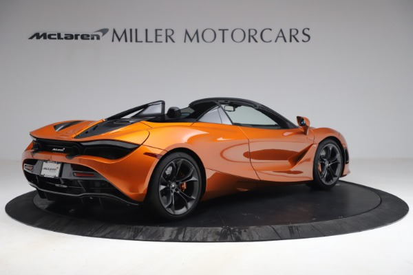 Used 2020 McLaren 720S Spider for sale $335,900 at Bentley Greenwich in Greenwich CT 06830 8