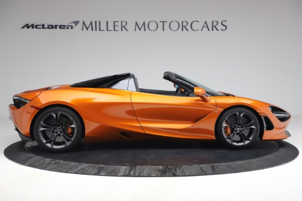 Used 2020 McLaren 720S Spider for sale $335,900 at Bentley Greenwich in Greenwich CT 06830 9