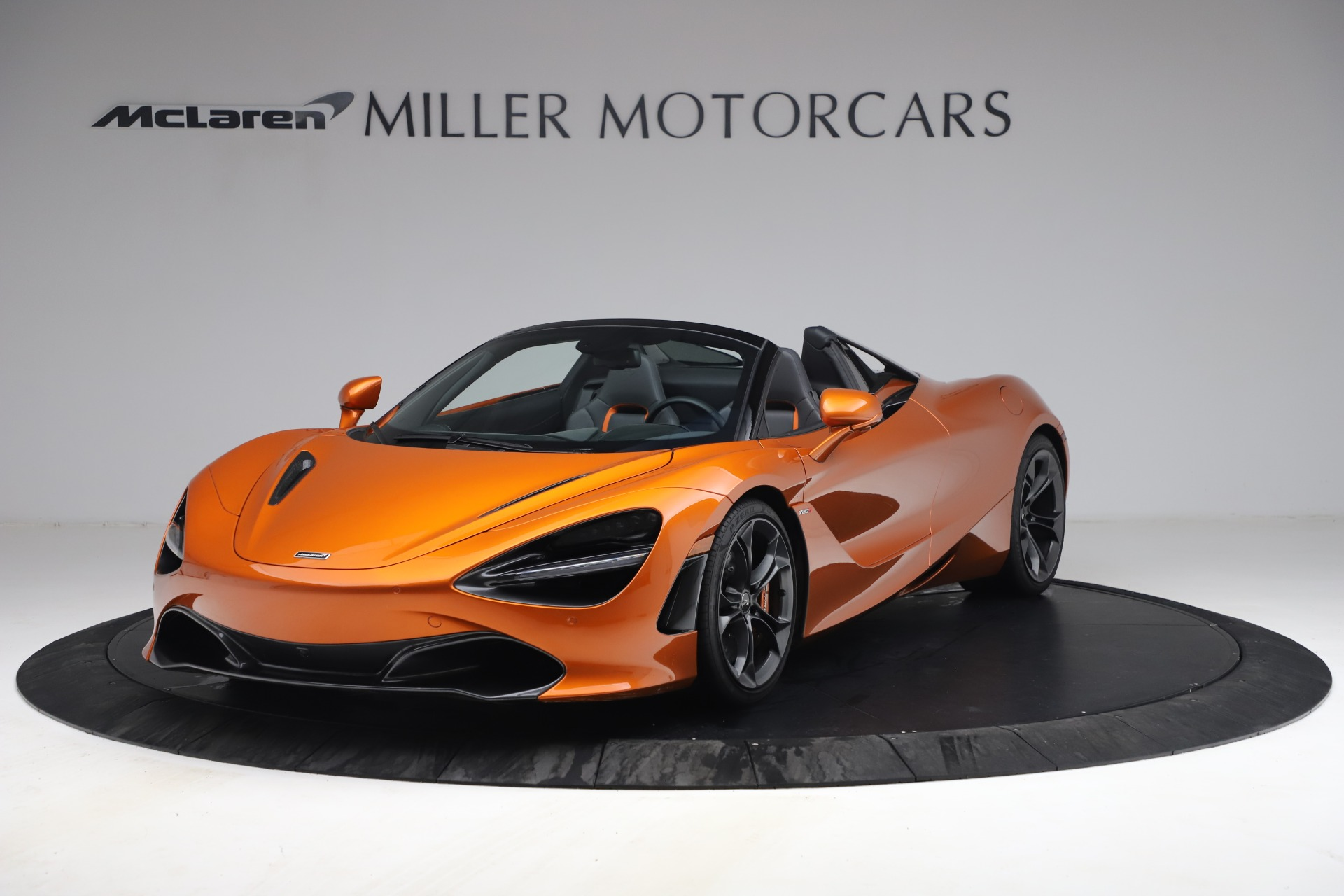 Used 2020 McLaren 720S Spider for sale $335,900 at Bentley Greenwich in Greenwich CT 06830 1