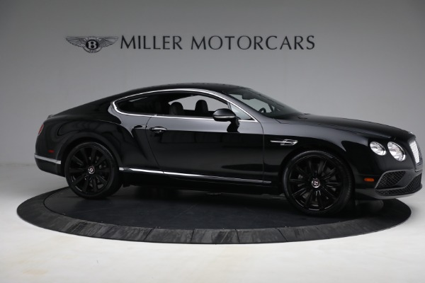 New 2017 Bentley Continental GT V8 for sale Sold at Bentley Greenwich in Greenwich CT 06830 10