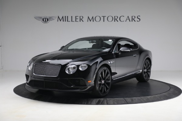 New 2017 Bentley Continental GT V8 for sale Sold at Bentley Greenwich in Greenwich CT 06830 2