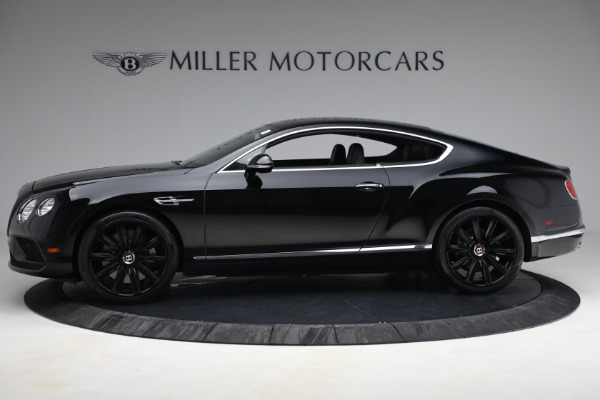 New 2017 Bentley Continental GT V8 for sale Sold at Bentley Greenwich in Greenwich CT 06830 3