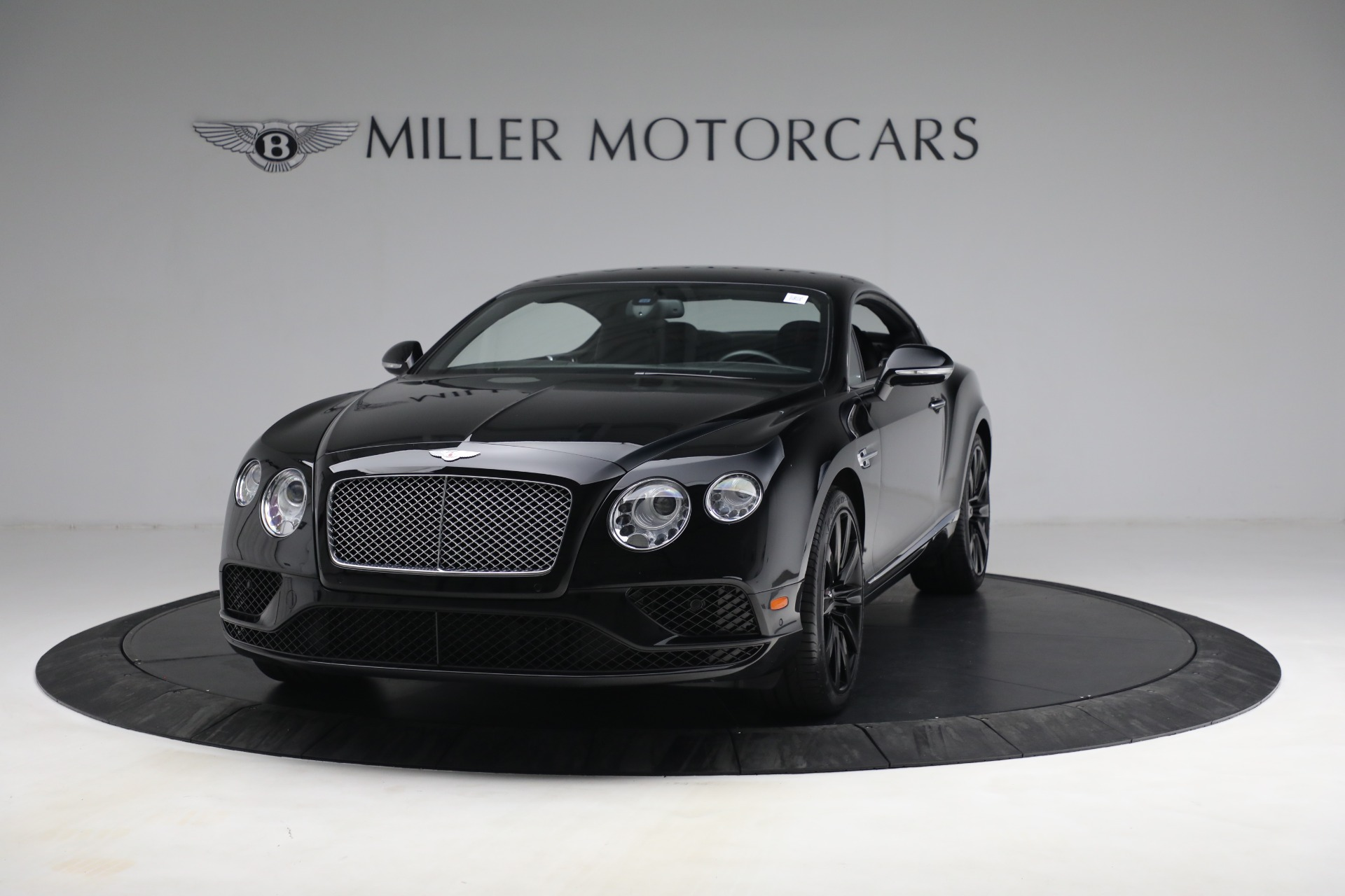 Used 2017 Bentley Continental GT V8 for sale $149,900 at Bentley Greenwich in Greenwich CT 06830 1