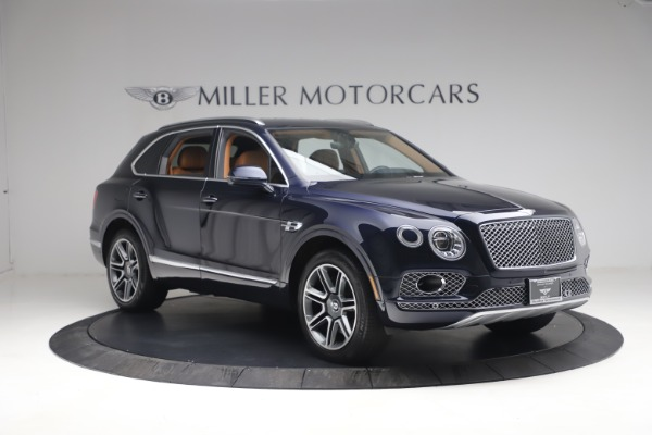 Used 2018 Bentley Bentayga W12 Signature for sale $149,900 at Bentley Greenwich in Greenwich CT 06830 11