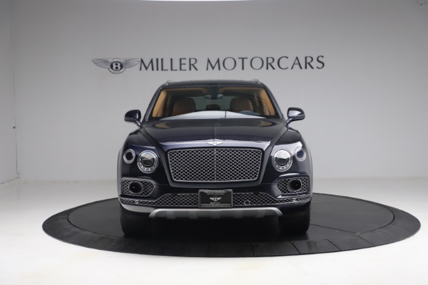 Used 2018 Bentley Bentayga W12 Signature for sale $149,900 at Bentley Greenwich in Greenwich CT 06830 12