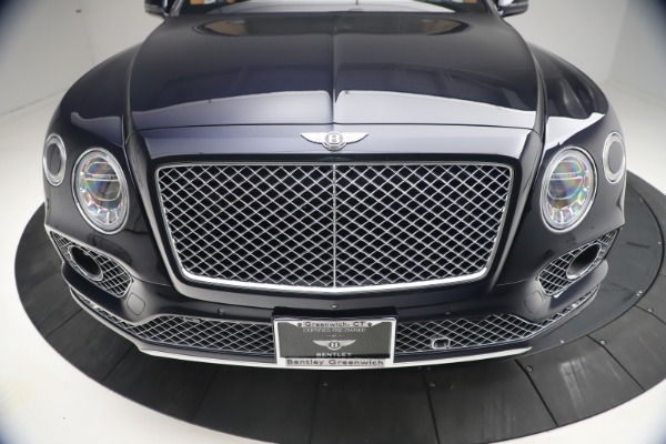 Used 2018 Bentley Bentayga W12 Signature for sale $149,900 at Bentley Greenwich in Greenwich CT 06830 13