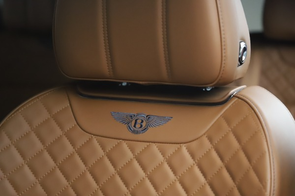 Used 2018 Bentley Bentayga W12 Signature for sale $149,900 at Bentley Greenwich in Greenwich CT 06830 20