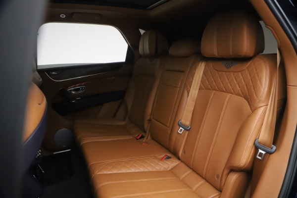 Used 2018 Bentley Bentayga W12 Signature for sale $149,900 at Bentley Greenwich in Greenwich CT 06830 23