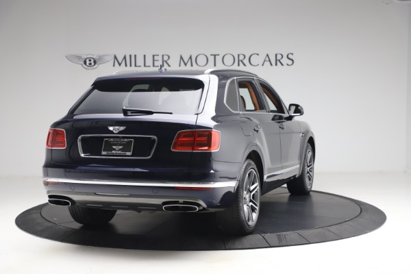 Used 2018 Bentley Bentayga W12 Signature for sale $149,900 at Bentley Greenwich in Greenwich CT 06830 7