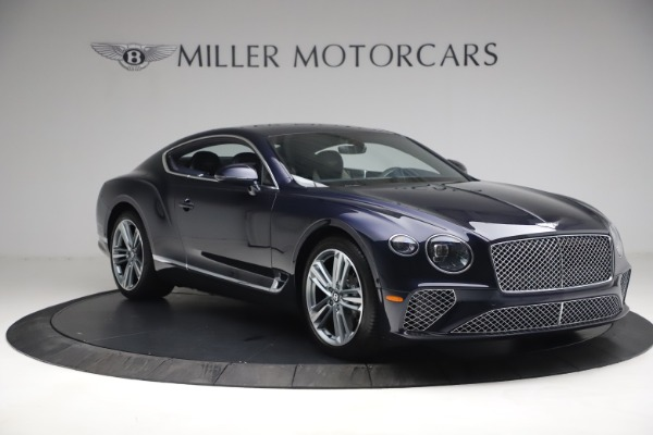 Used 2021 Bentley Continental GT V8 for sale Sold at Bentley Greenwich in Greenwich CT 06830 10