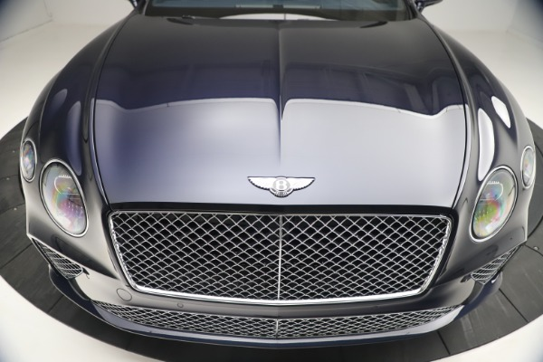 Used 2021 Bentley Continental GT V8 for sale Sold at Bentley Greenwich in Greenwich CT 06830 12