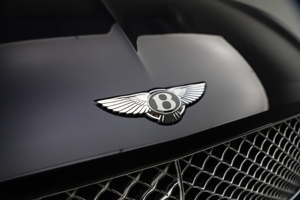 Used 2021 Bentley Continental GT V8 for sale Sold at Bentley Greenwich in Greenwich CT 06830 13