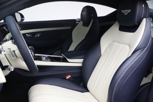 Used 2021 Bentley Continental GT V8 for sale Sold at Bentley Greenwich in Greenwich CT 06830 18
