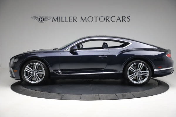 Used 2021 Bentley Continental GT V8 for sale Sold at Bentley Greenwich in Greenwich CT 06830 2
