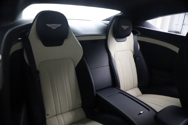 Used 2021 Bentley Continental GT V8 for sale Sold at Bentley Greenwich in Greenwich CT 06830 21