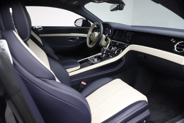 Used 2021 Bentley Continental GT V8 for sale Sold at Bentley Greenwich in Greenwich CT 06830 22