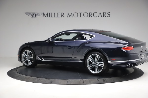 Used 2021 Bentley Continental GT V8 for sale Sold at Bentley Greenwich in Greenwich CT 06830 3