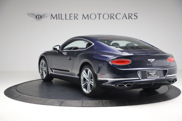 Used 2021 Bentley Continental GT V8 for sale Sold at Bentley Greenwich in Greenwich CT 06830 4