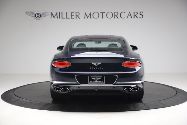 Used 2021 Bentley Continental GT V8 for sale Sold at Bentley Greenwich in Greenwich CT 06830 5