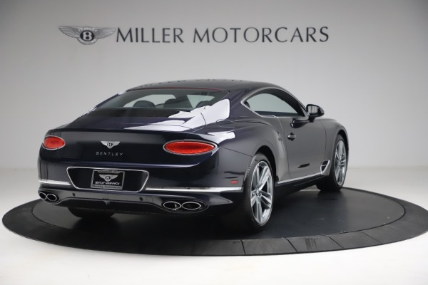 Used 2021 Bentley Continental GT V8 for sale Sold at Bentley Greenwich in Greenwich CT 06830 6