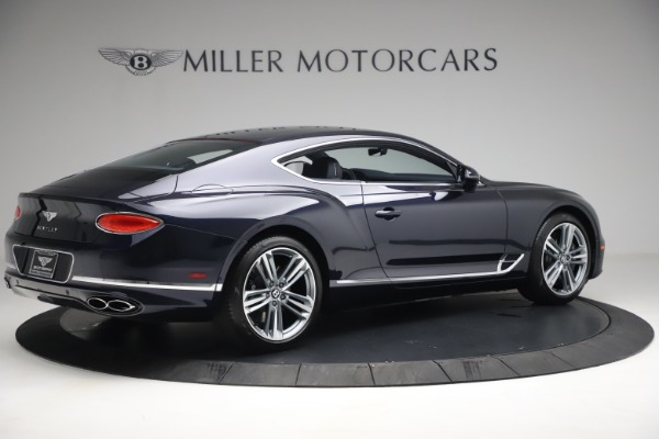 Used 2021 Bentley Continental GT V8 for sale Sold at Bentley Greenwich in Greenwich CT 06830 7