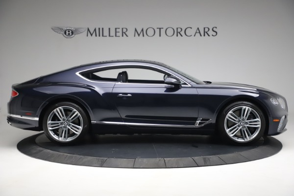 Used 2021 Bentley Continental GT V8 for sale Sold at Bentley Greenwich in Greenwich CT 06830 8