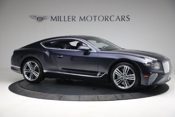 Used 2021 Bentley Continental GT V8 for sale Sold at Bentley Greenwich in Greenwich CT 06830 9