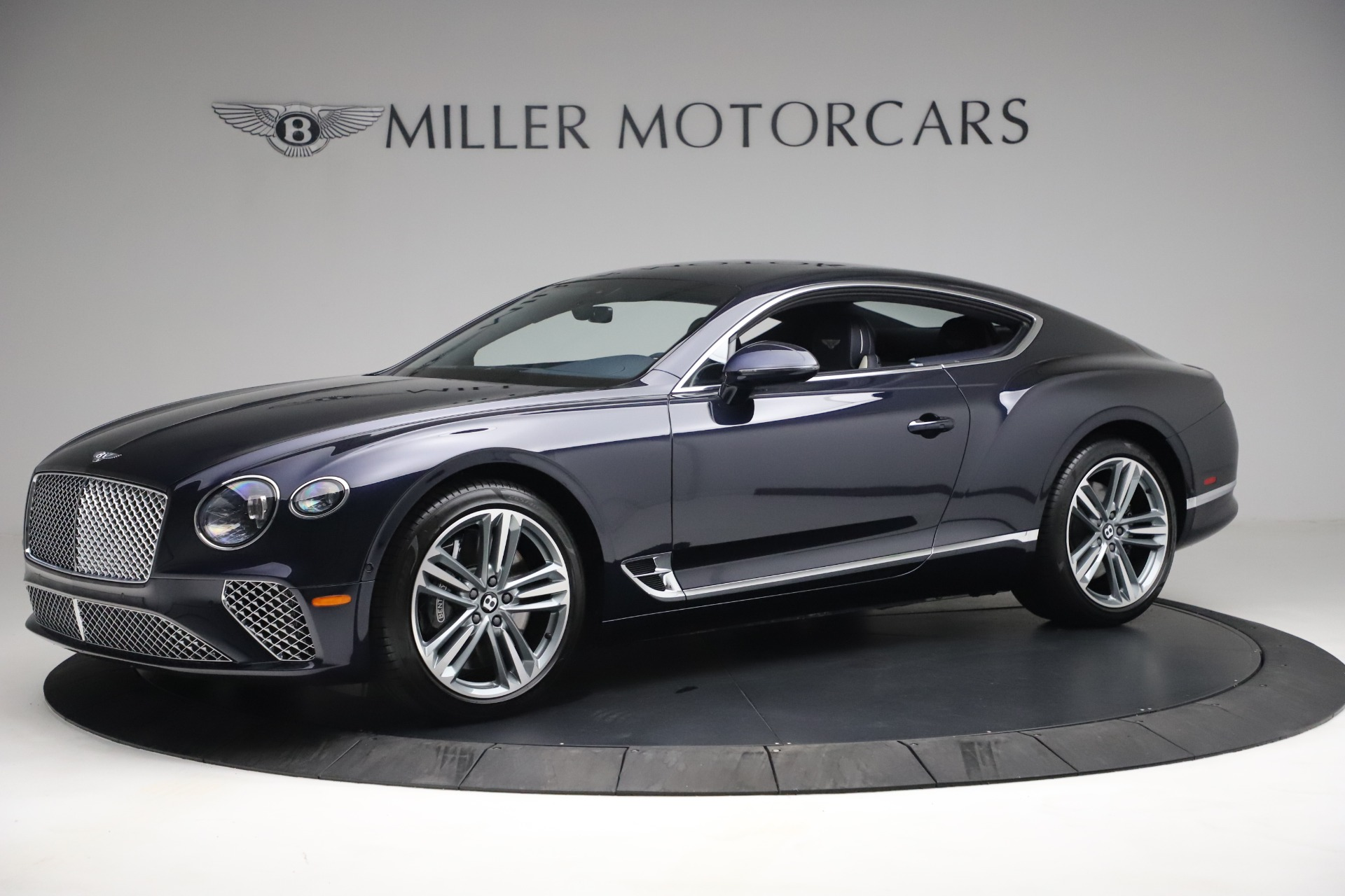 Used 2021 Bentley Continental GT V8 for sale Sold at Bentley Greenwich in Greenwich CT 06830 1
