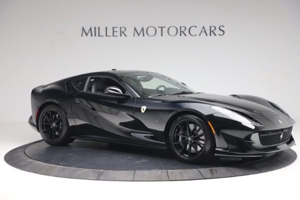 Used 2019 Ferrari 812 Superfast for sale $359,900 at Bentley Greenwich in Greenwich CT 06830 10
