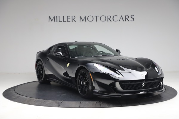Used 2019 Ferrari 812 Superfast for sale $359,900 at Bentley Greenwich in Greenwich CT 06830 11
