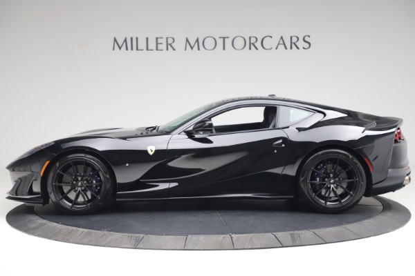 Used 2019 Ferrari 812 Superfast for sale $359,900 at Bentley Greenwich in Greenwich CT 06830 3