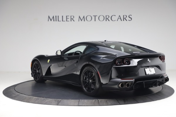 Used 2019 Ferrari 812 Superfast for sale $359,900 at Bentley Greenwich in Greenwich CT 06830 5