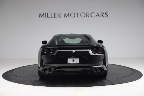 Used 2019 Ferrari 812 Superfast for sale $359,900 at Bentley Greenwich in Greenwich CT 06830 6