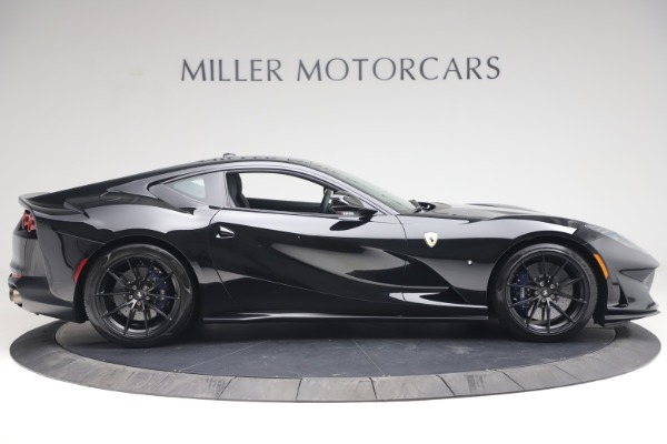 Used 2019 Ferrari 812 Superfast for sale $359,900 at Bentley Greenwich in Greenwich CT 06830 9
