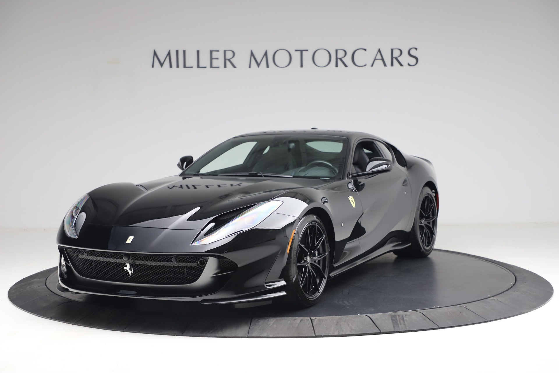 Used 2019 Ferrari 812 Superfast for sale $359,900 at Bentley Greenwich in Greenwich CT 06830 1