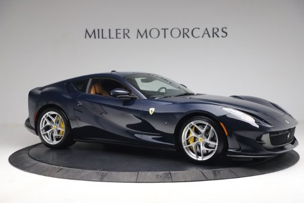 Used 2020 Ferrari 812 Superfast for sale $375,900 at Bentley Greenwich in Greenwich CT 06830 10