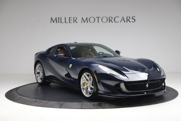 Used 2020 Ferrari 812 Superfast for sale $375,900 at Bentley Greenwich in Greenwich CT 06830 11