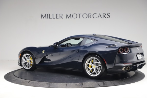 Used 2020 Ferrari 812 Superfast for sale $375,900 at Bentley Greenwich in Greenwich CT 06830 4