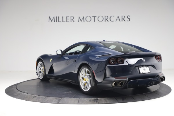 Used 2020 Ferrari 812 Superfast for sale $375,900 at Bentley Greenwich in Greenwich CT 06830 5